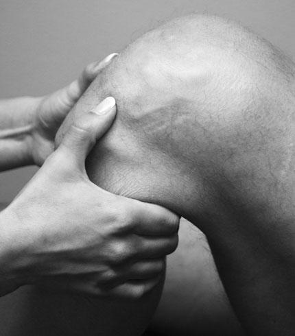 Undersøkelse og behandling av kne